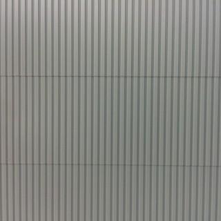Plaque de toit bac acier gris -HO-1/87-AUHAGEN 52433