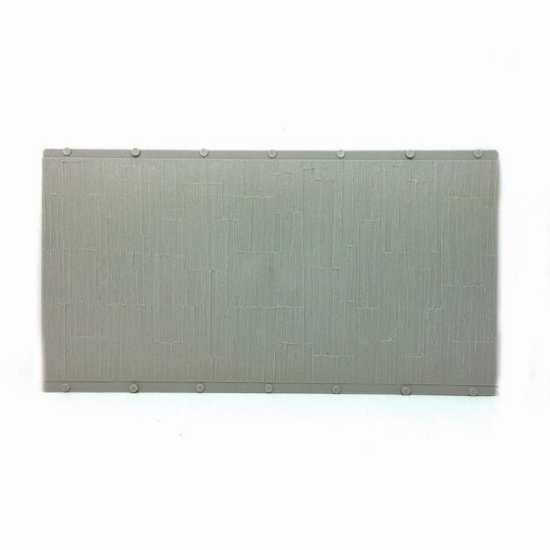 plaque d cor bardage auhagen 52434 ho pour mod lisme. Black Bedroom Furniture Sets. Home Design Ideas