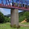 1 pilier de pont central-N-1/160-KIBRI 37673