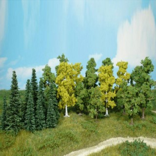26 arbres de forêt -N-1/160-Heki 1230