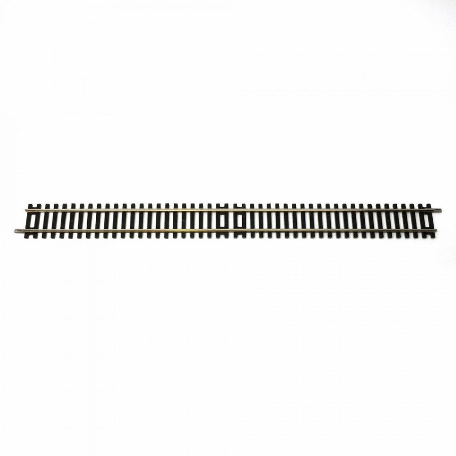 Double rail droit long 335mm -HO-1/87-HORNBY (Jouef)  R601