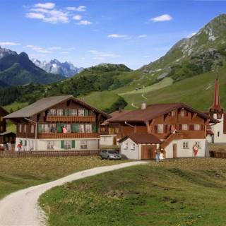2 chalets de montagne-N-1/160-KIBRI 37034