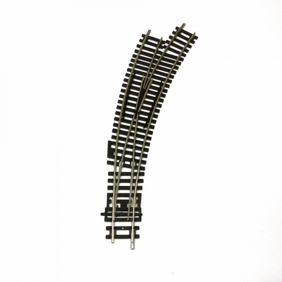 Aiguillage courbe droit-HO-1/87-HORNBY (Jouef) R8075