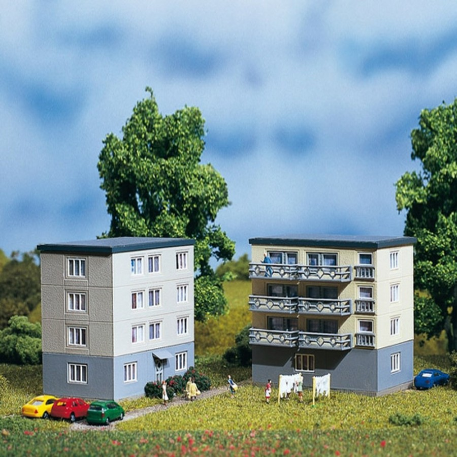 2 immeubles toit modulable-N-1/160-AUHAGEN  14464