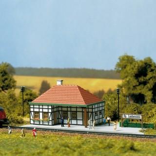 Petite gare de campagne-N-1/160-AUHAGEN 14456