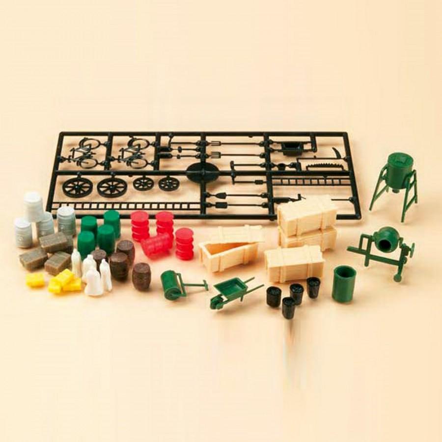 Accessoires caisses et outillages pour décors-HO-1/87-AUHAGEN  42556