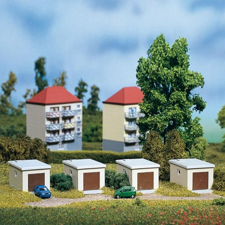 4 garages pour voitures-N-1/160-AUHAGEN 14463