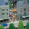 Mobiliers urbain et accessoires pour ville-N-1/160-FALLER 272573