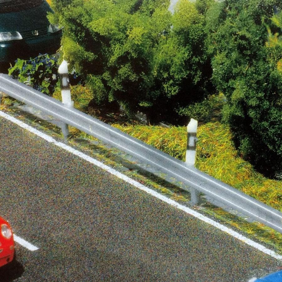 Glissières de sécurité et bornes pour routes-HO-1/87-FALLER 180535