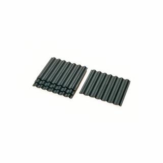4 plaques bacs acier-HO-1/87-AUHAGEN 41613