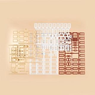 7 conteneurs tri sélectif-HO-1/87-AUHAGEN 42593