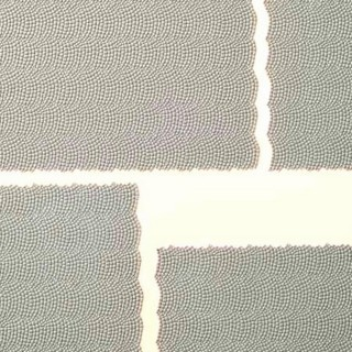 4 plaques de pavés de sol puzzle-HO-1/87-AUHAGEN  42576