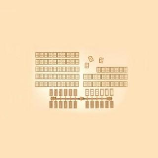 Set de fenêtres et portes pour maquettes-HO-1/87-AUHAGEN  48650