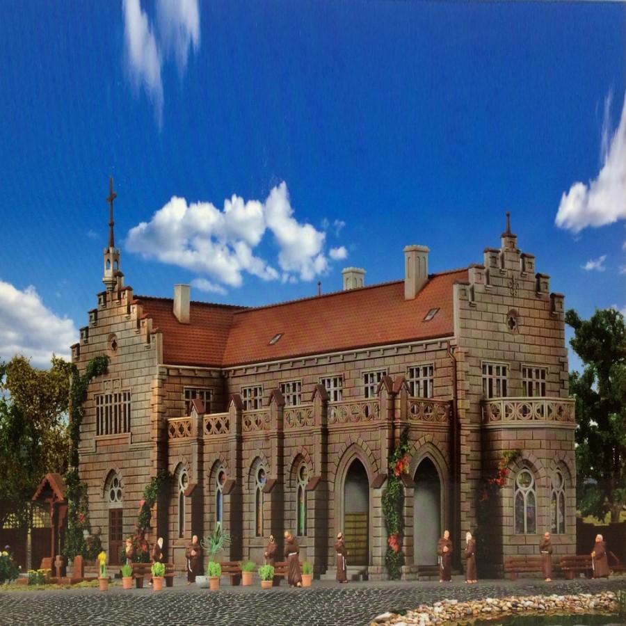 Eglise de ville-HO-1/87-VOLLMER 43860