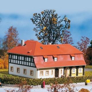 Grande maison à colombages-HO-1/87-AUHAGEN  11379