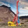 Foreuse hydraulique   Liebherr 974 -HO-1/87-KIBRI 11279