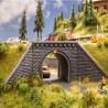 1 entrée de tunnel pour passage routier-HO-N-NOCH 58292