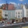 2 maisons de ville avec portillon-N-1/160-FALLER 232387