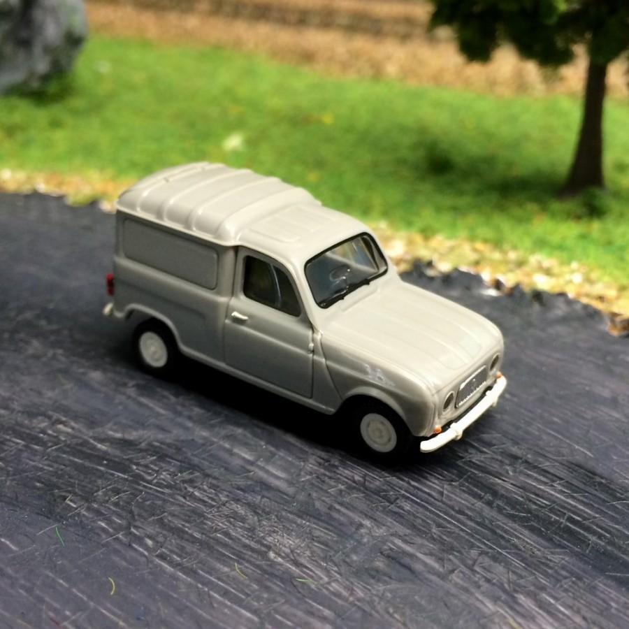 Renault 4 fourgonette 1961-1967 HO-1/87-Wiking 022501