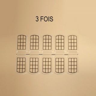 30 fenêtres petits bois pour maquette-HO-1/87-AUHAGEN  80202