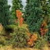 Ensemble de broussailles et buissons-HO-1/87-FALLER 181255