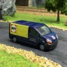 Renault trafic II  Darty -HO-1/87-RIETZE S3633