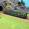 Wagon porte autos DDms dev66 Sncf époque IV-HO-1/87-HERIS 14114