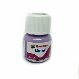 Maskol, masque les zones à protéger lors des travaux de peinture-Humbrol AC5217