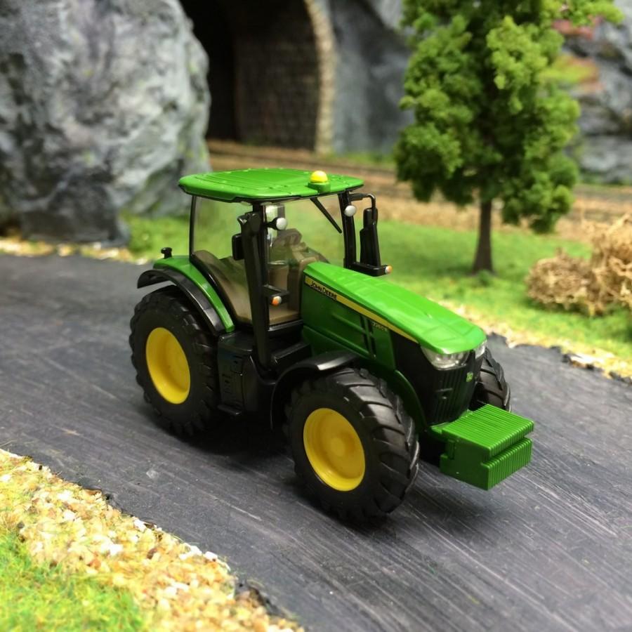 Tracteur John Deere 7260R -HO-1/87-Wiking 035801