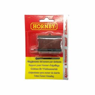 Batiment de surface pour moteur d'aiguillage R8014-HO-1/87-HORNBY JOUEF R8015