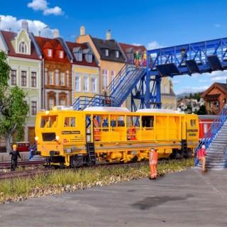 Stabilisateur de voies  Plasser & Theurer -HO-1/87-KIBRI 16070