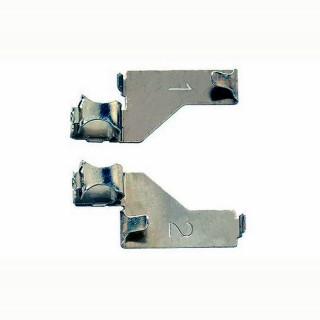 Clip d'alimentation pour une voie rail profi -N-1/160-FLEISCHMANN 9400