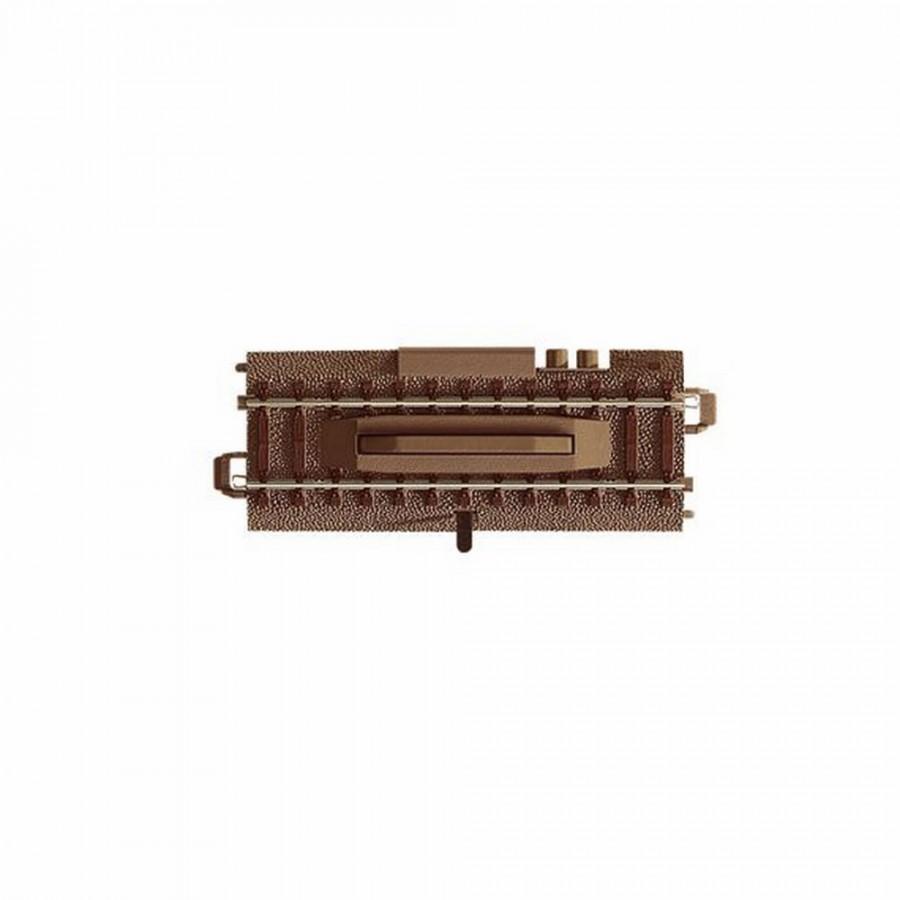 Rail dételeur 94.2mm électrique et manuel -HO-1/87-TRIX 62997