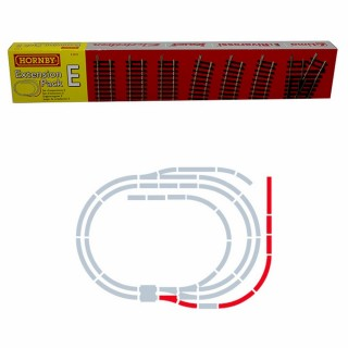 Set d'extension E rails Jouef / Hornby -HO-1/87-HORNBY JOUEF R8225