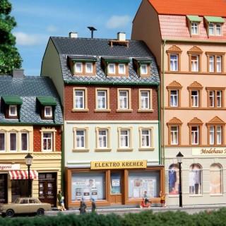 Maison de ville avec commerce au Rdc-HO (e)-1/87-AUHAGEN  12252