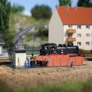 Installation de chargement de charbon pour loco vapeur-N-1/160-AUHAGEN 14473