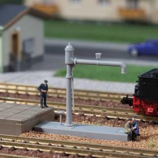 Pompe à eau pour ravitaillement locomotive vapeur-N-1/160-AUHAGEN  44633