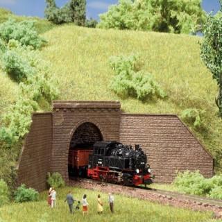 Entrée de tunnel une voie-N-1/160-AUHAGEN 44635