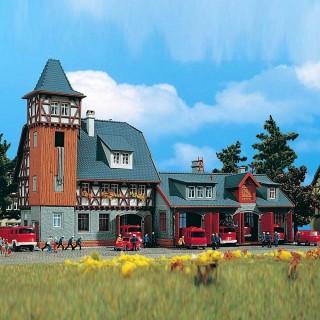 Ancienne caserne de pompiers 2 batiments -N-1/160-VOLLMER 47780