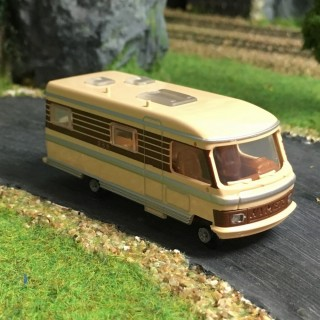 Camping car Hymer 660 véhicule -HO-1/87-RIETZE 2680