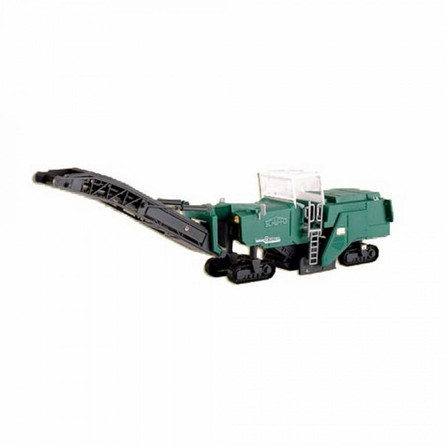 Profileuse fraiseuse pour route Wirtgen maquette à monter -HO-1/87-KIBRI 15200