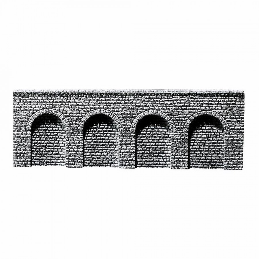 Arcades en pierres de taille -HO-1/87-FALLER 170890