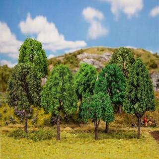 20 arbres de forêt mixte-HO-1/87-FALLER 181477