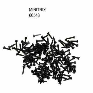 Vis de fixation pour rail 150 pièces -N-1/160-MINITRIX 66548
