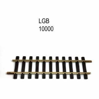 Rail droit 300mm train de jardin -G-1/28-LGB 10000