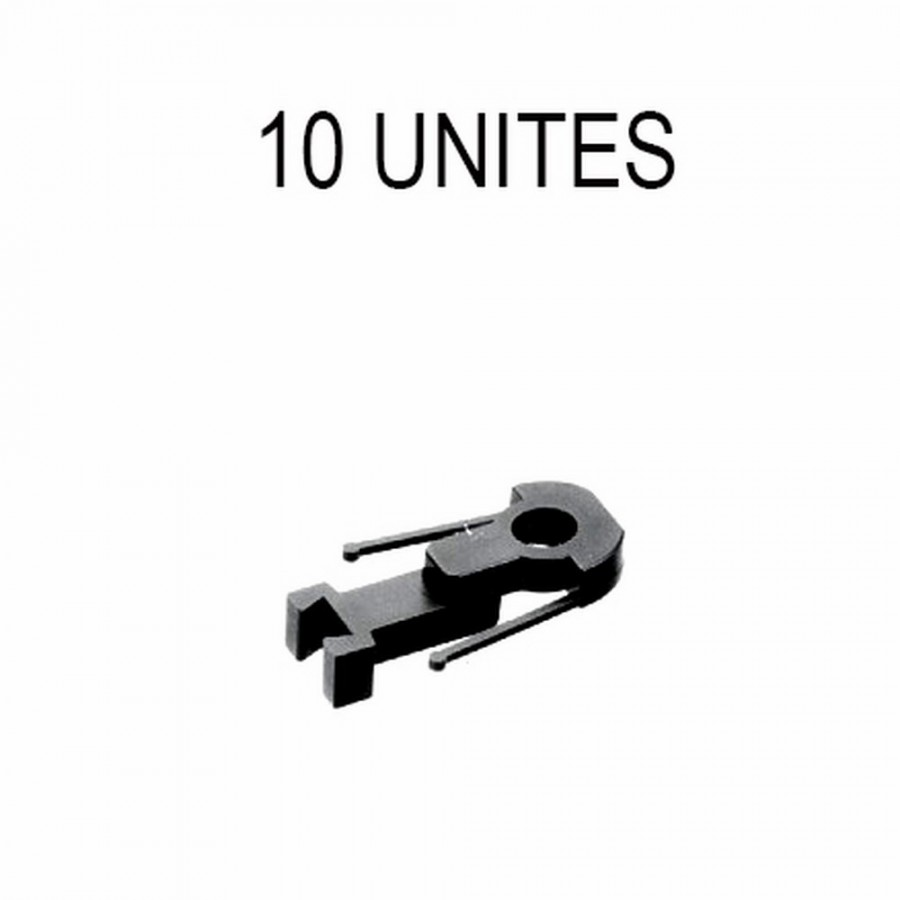 10 support d'attelage coulissante pour loco récente-HO-1/87-FLEISCHMANN 6575