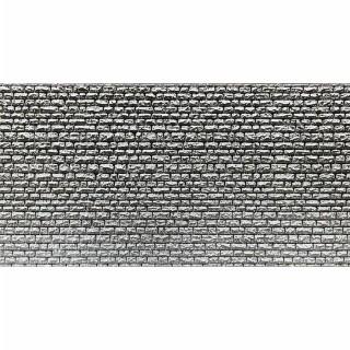 2 plaques décors type pierre maçonnées taillées-N-1/160-FALLER 272651