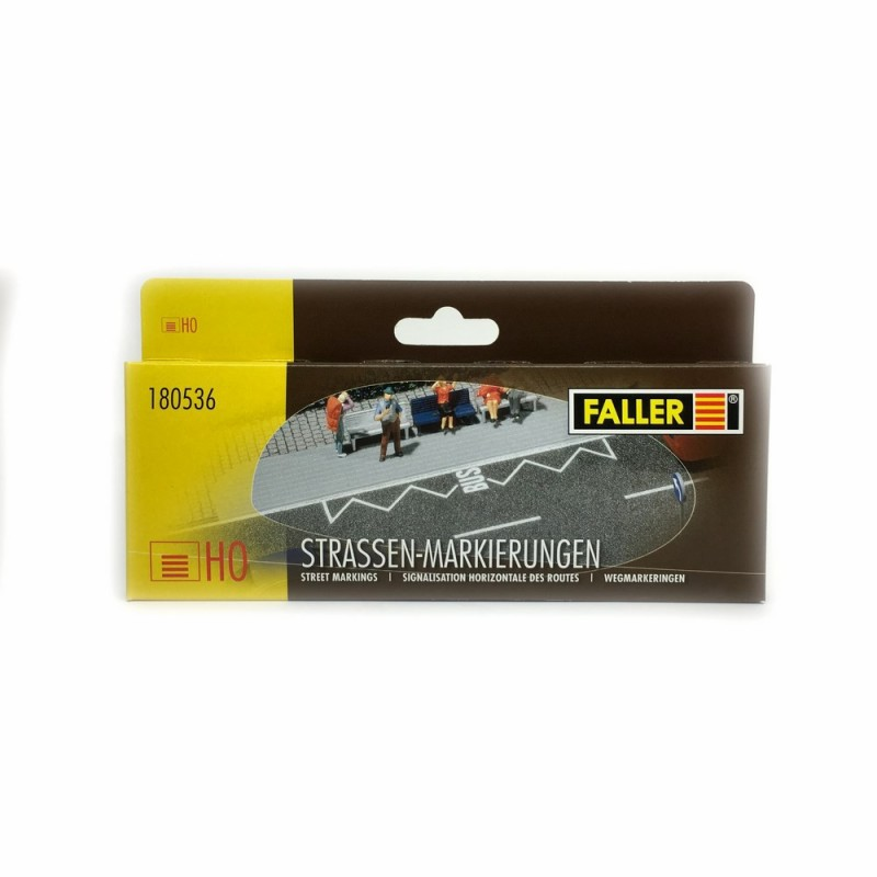 Faller 180536 h0 Marquages Routiers