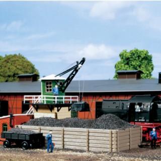 Petite installation de ravitaillement de charbon- ho-1/87-AUHAGEN  11334
