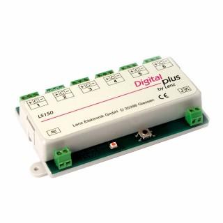 Module décodeur pour le fonctionnement 6 aiguillages-N-1/160-LENZ-11150